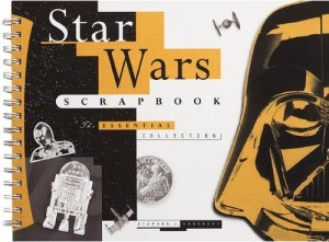 Star Wars Scrapbook