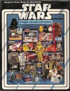Tomart's Price Guide to Star Wars Collectibles 1st Edition
