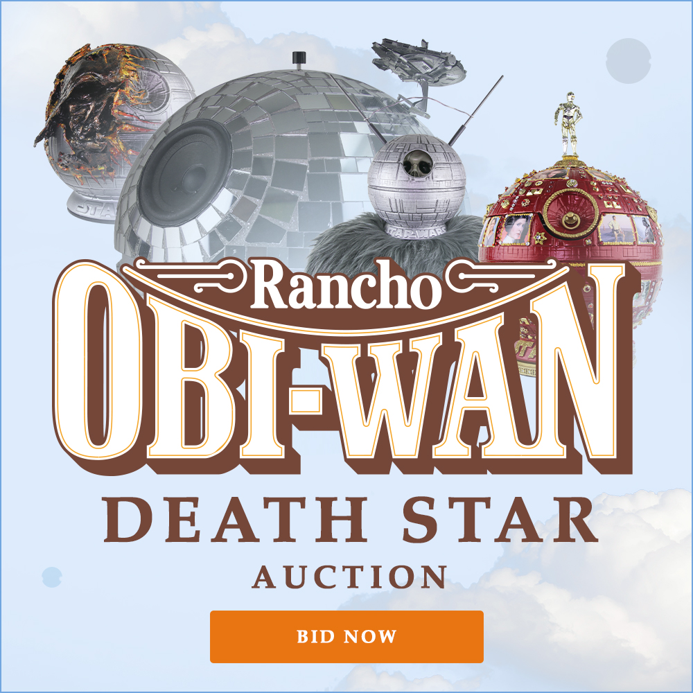 Death Star Auction Bid Now