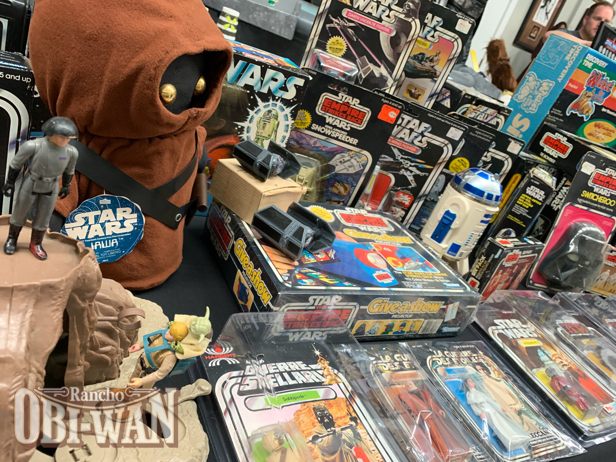 Rancho Obi-Wan Partial of Kenner Collection
